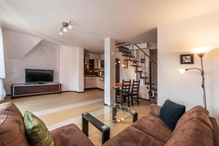 Apartament Soffitta