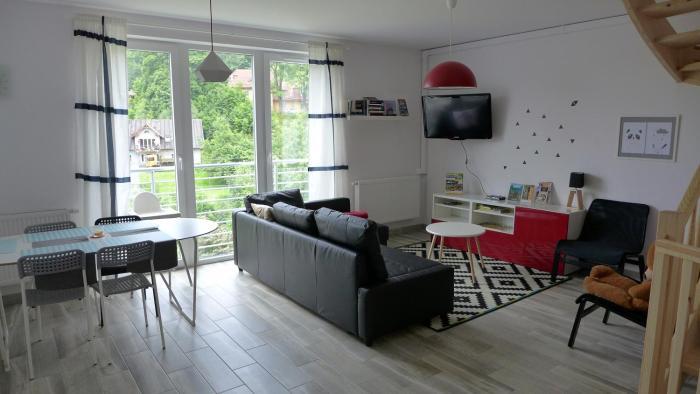 Apartament Rodzinny Plus