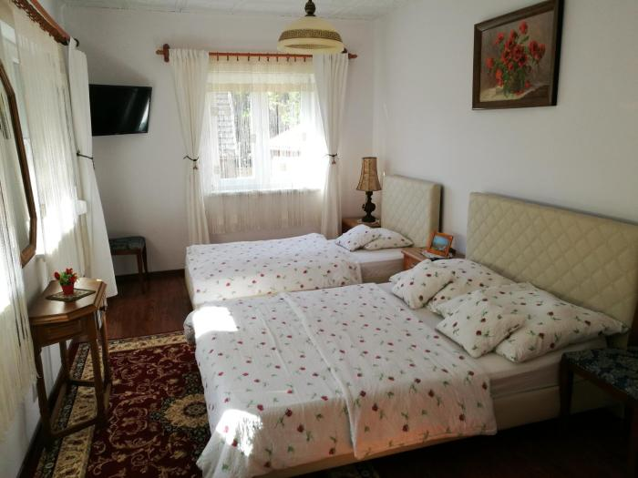Grek Zorba pokoje i domki 4 osobowe
