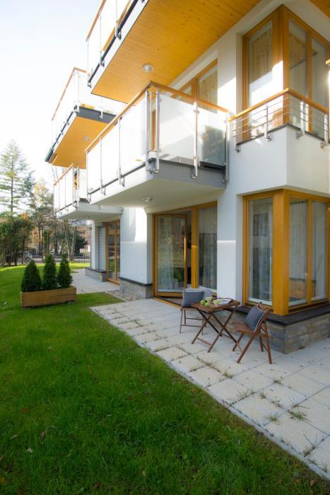 Apart-Center Makuszyńskiego