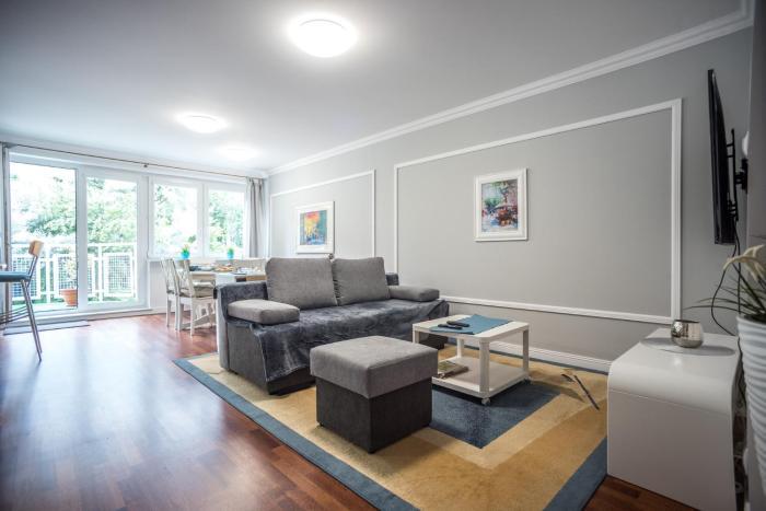 Victus Apartamenty Apartament Silver