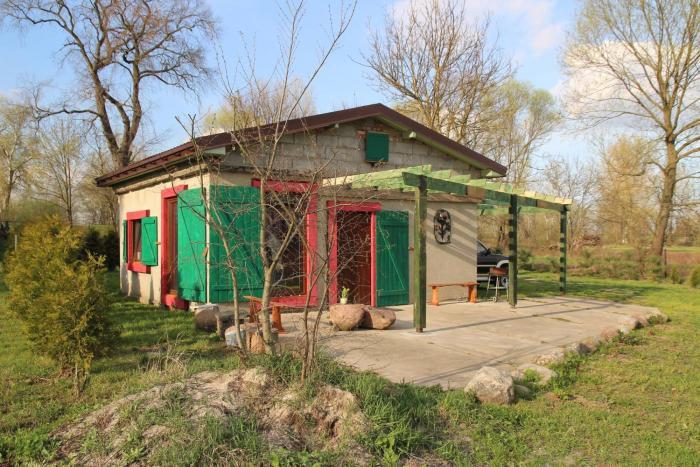 Chata nad Wisłą u Macieja