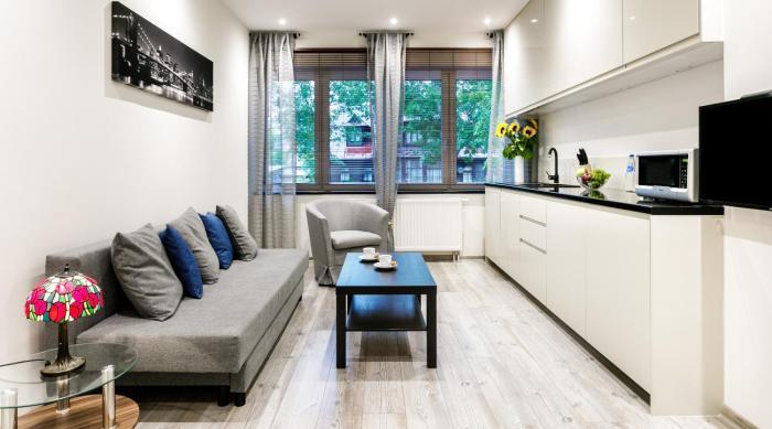 Rent like home Zamoyskiego
