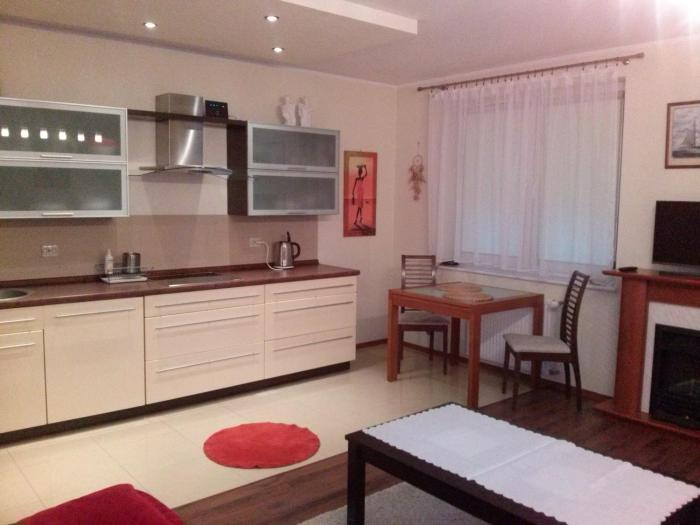 Apartament Żaglowce