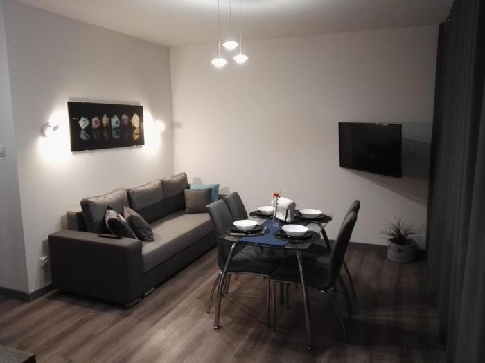 Apartament Nadmorski Kompleks Pięć Mórz