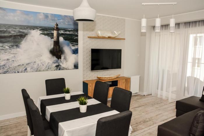 Apartament 34 Gdynia KLIMATYZOWANY