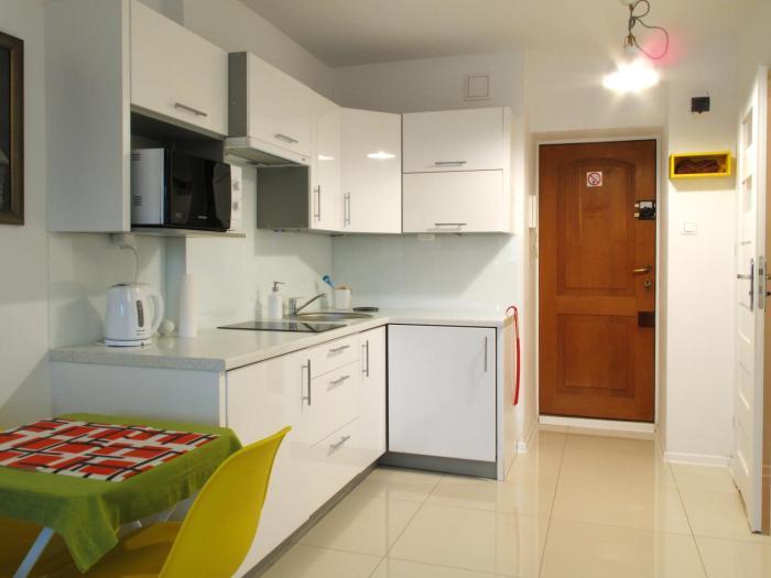 Space Center City Apartment