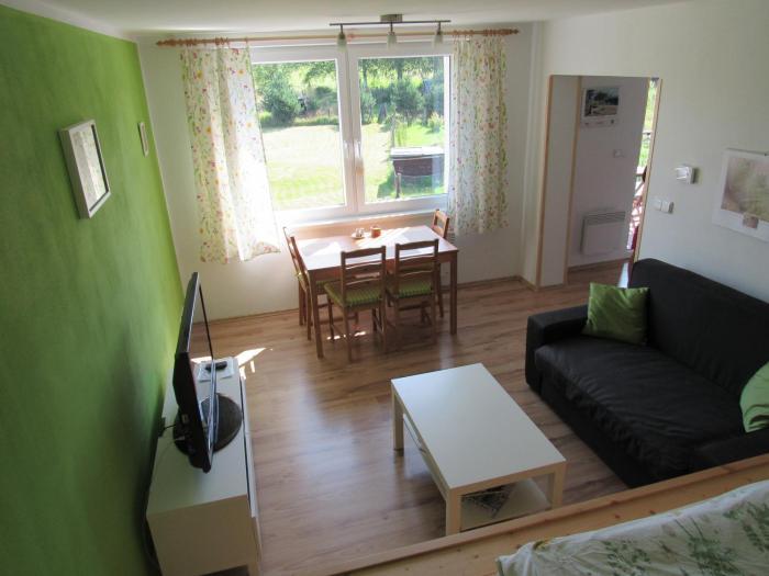 Apartmán Stožec Ema