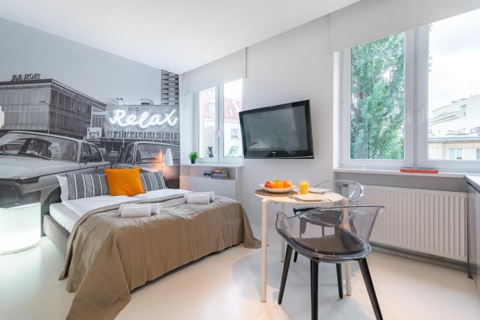 Rent like home - Aleja Wyzwolenia 14a