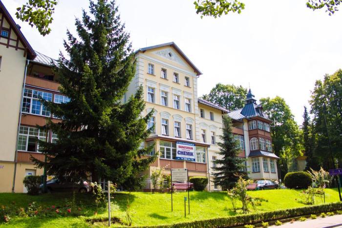 Sanatorium Uzdrowiskowe Chemik