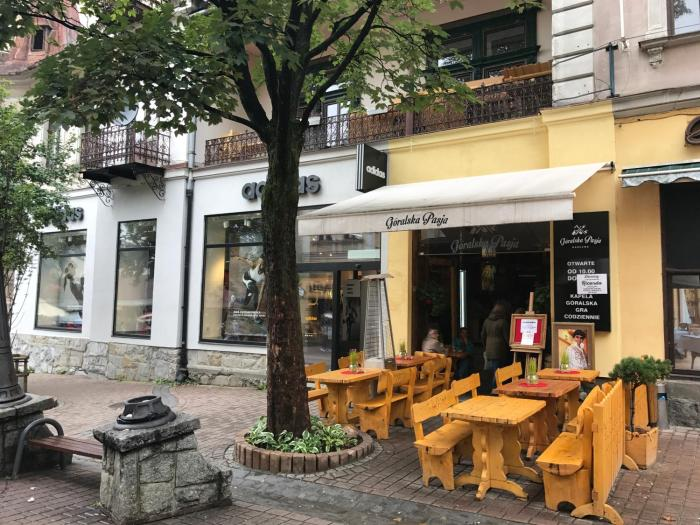Apartamenty Góralska Pasja Krupówki 37