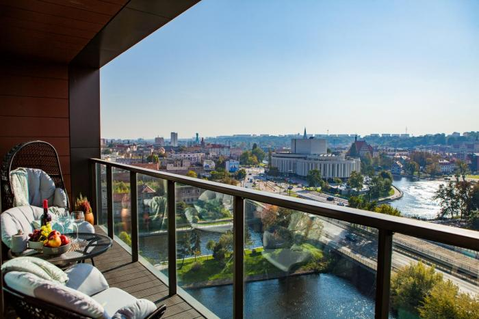 Apartament Bydgoski Nordic Haven