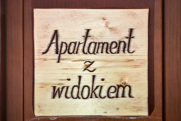 Apartament Z Widokiem Zakopane