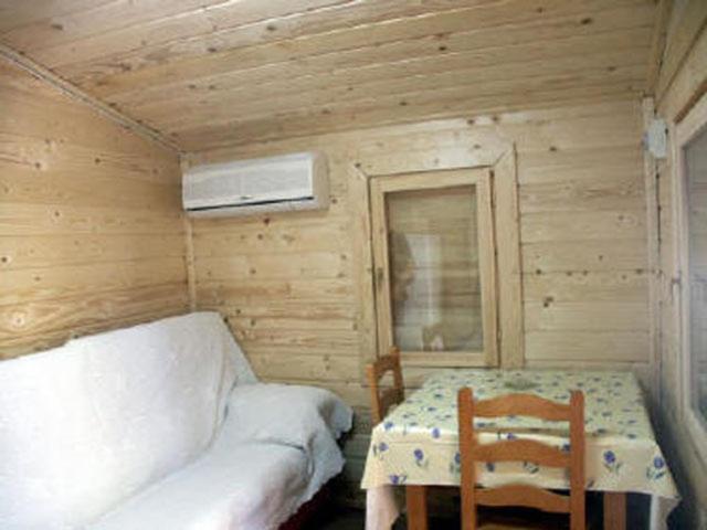 Bungalows-Camping La Rana Verde