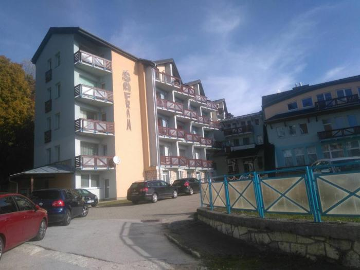 Šafrán Apartment
