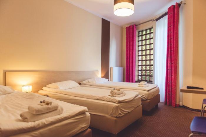 Hotel Odejewscy