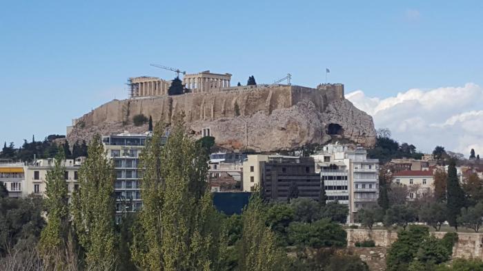 Acropolis View apartments 70sqm 120sqm