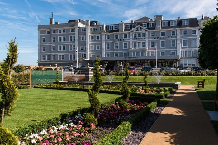Hythe Imperial Hotel Spa Golf