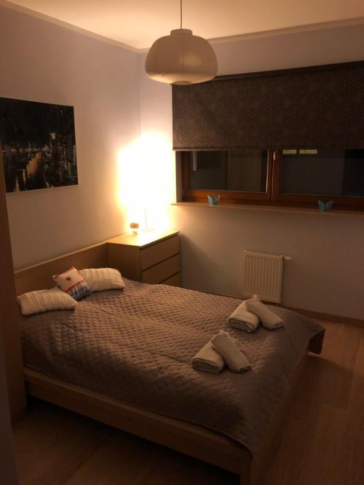 Apartament Biały Platan