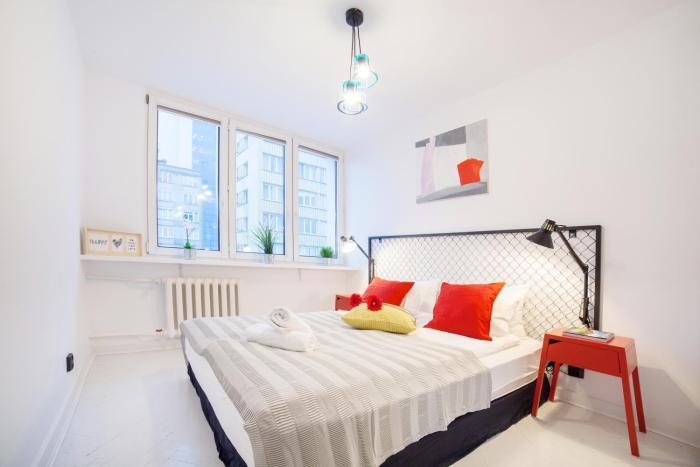 Apartments ModernArt Warsaw