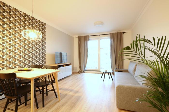 FK Apartments Gdańsk Marina