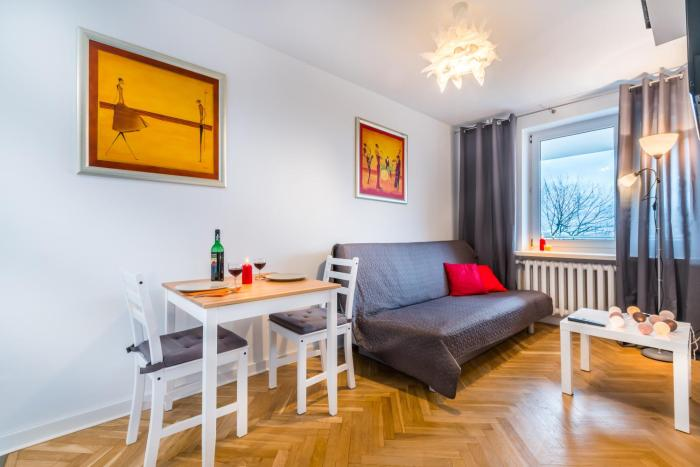 2rooms apartment with balcony