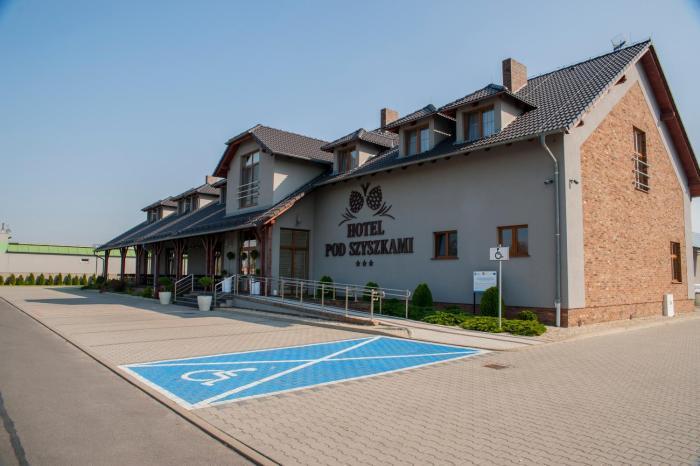 Hotel Pod Szyszkami