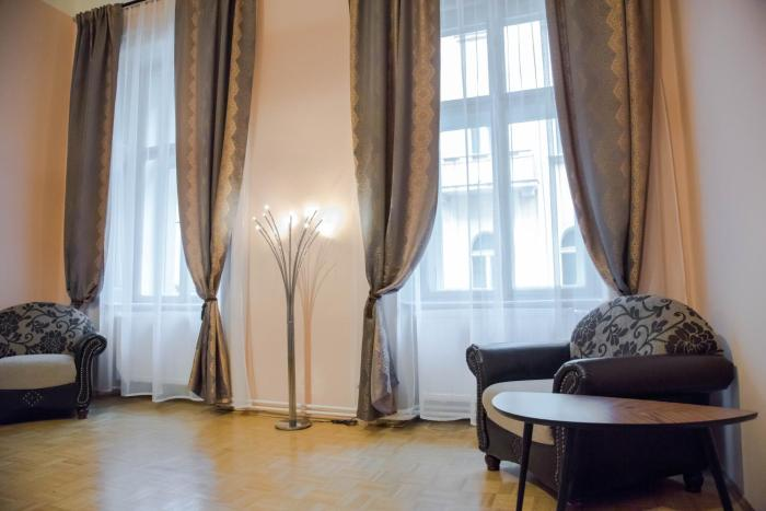 LUXURY SPACIOUS apartment in the heart of Prague