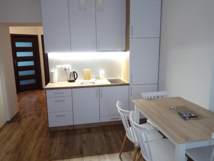 Nordic Apartamenty śwMikołaja