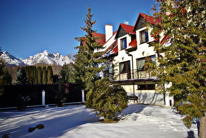 Villa in High Tatras Residence VDV
