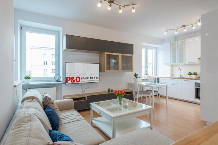 P&O Serviced Apartments Bialobrzeska