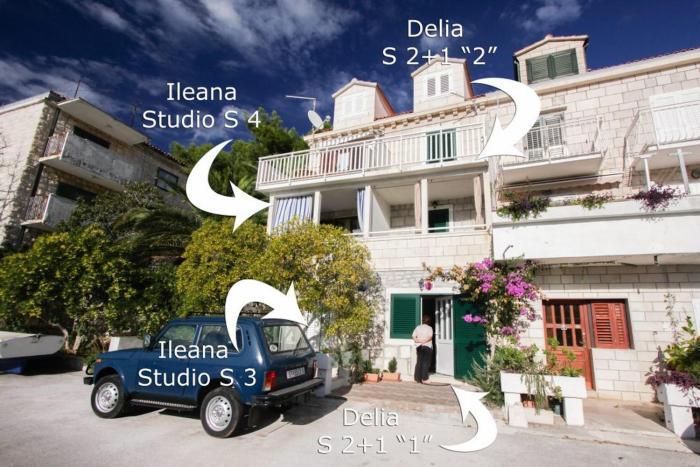 Apartments Ileana