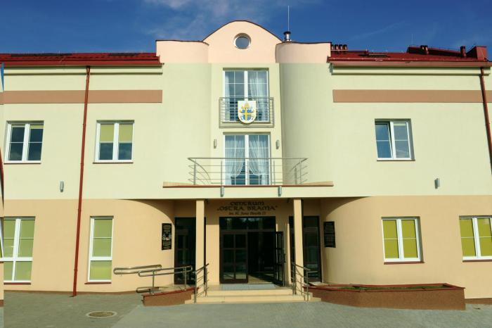 Centrum Ostra Brama im Jana Pawła II