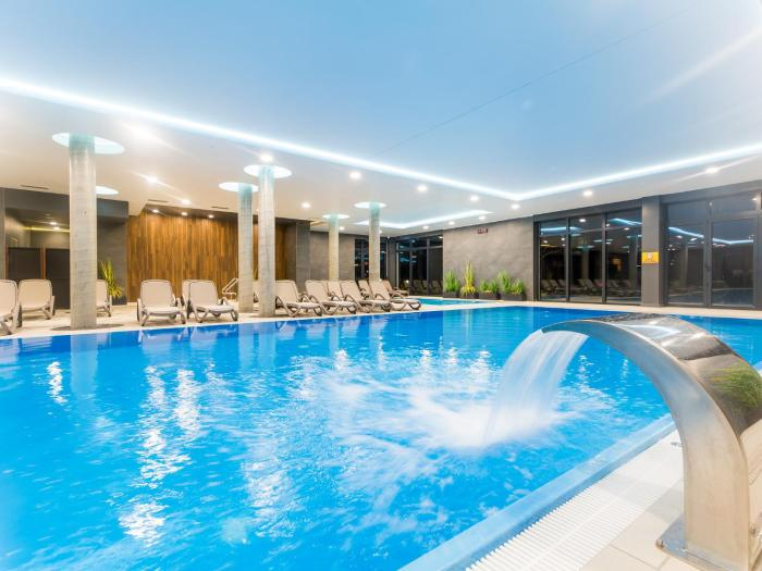 Luxury Apartment Baltic Polanki Park