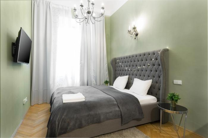 Luxury apartment in the central area of Prague