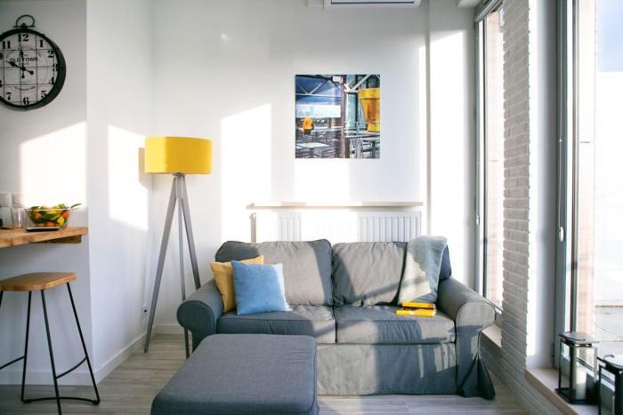 Apartamentloft w centum Krakowa