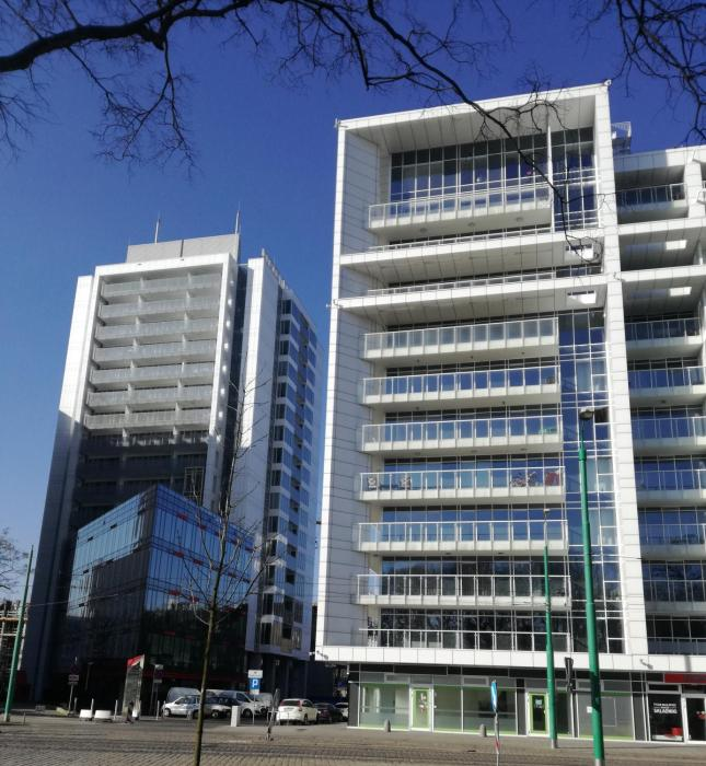 Apartamenty Towarowa Poznań