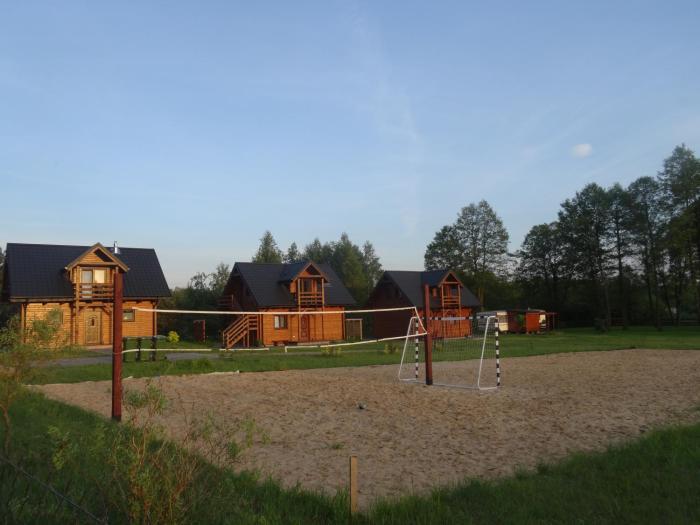 Dom drewniany Gródek Rodzinny