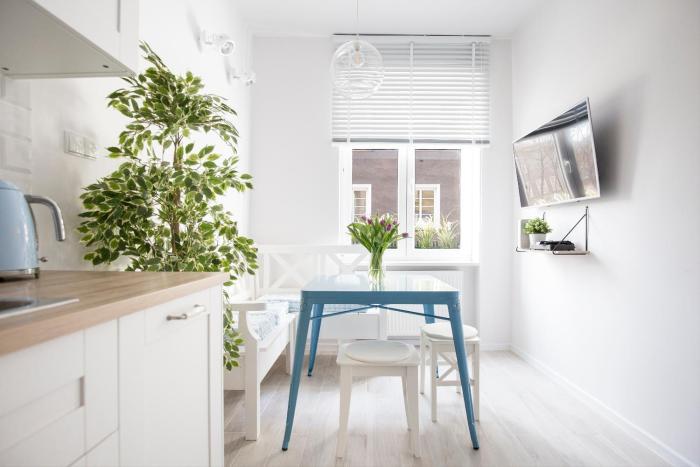 Apartament Błękitny | Chill and the City Apartments