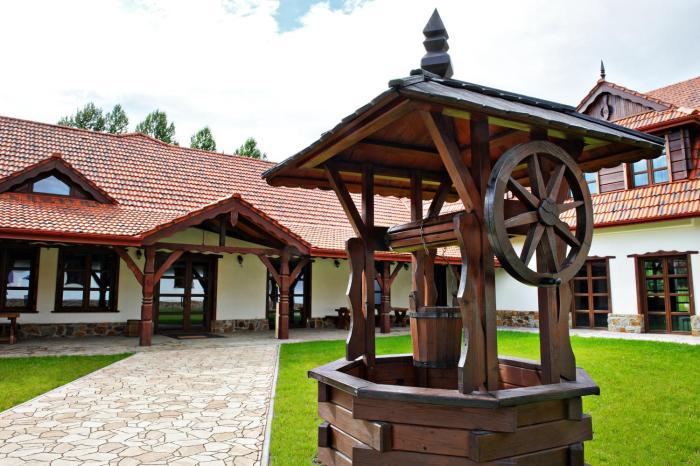 Hotel Chutor Kozacki
