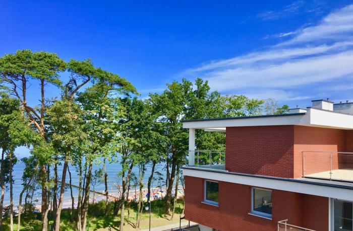Resort Apartamenty Klifowa Rewal 3