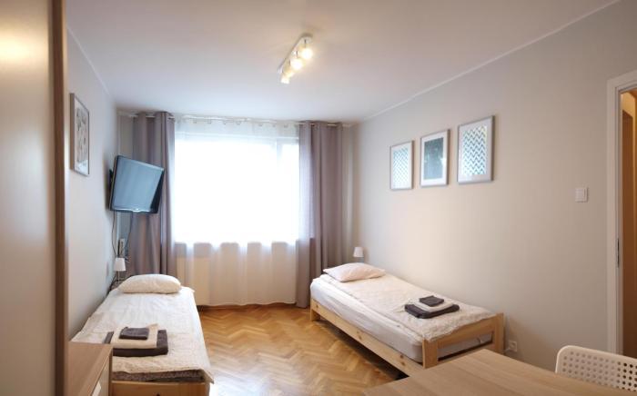 Fala Apartamenty Jagiellońska