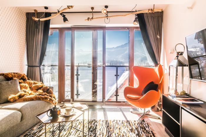 Apartament Gold View