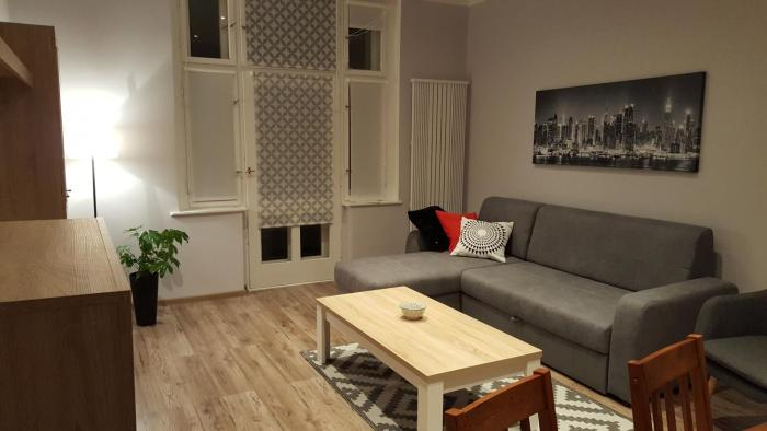 Apartament w Starej Kamienicy