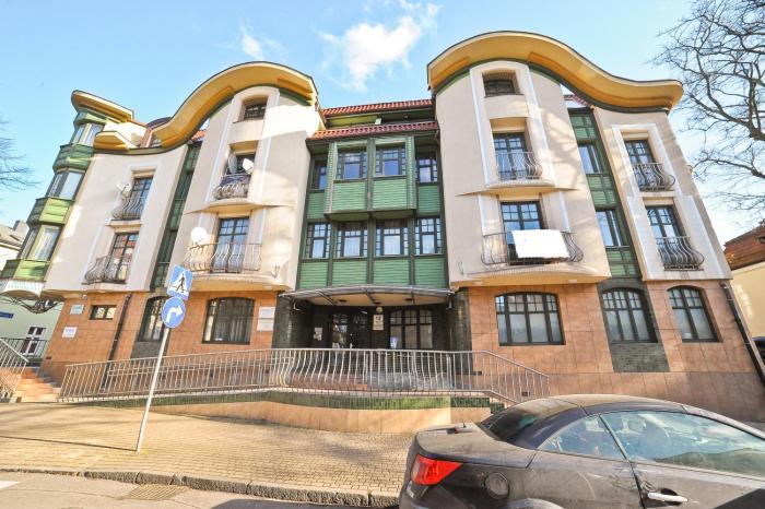 Apartamenty Haffnera