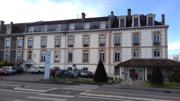 Hôtel Labat anciennement clinique Labat