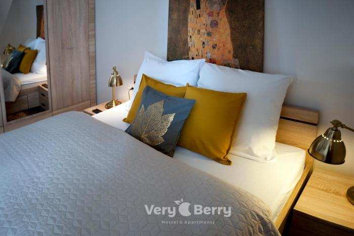 Very Berry Orzeszkowej 16 MTP Apartment parking check in 24h