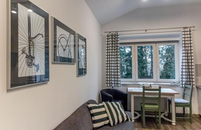 Green House Two Bedroom Apartment