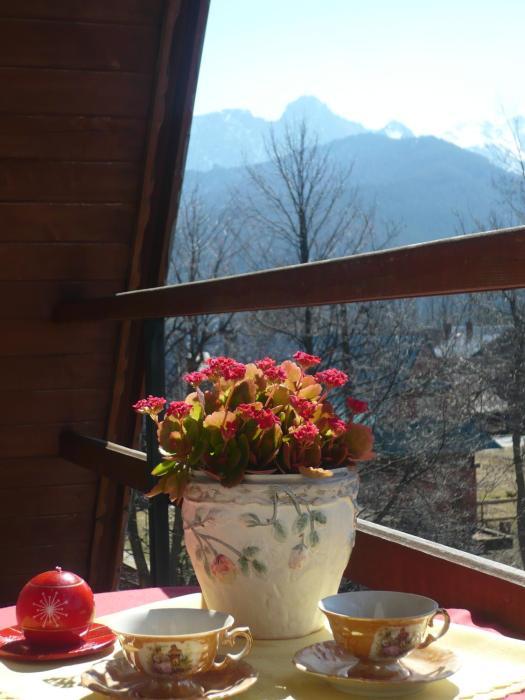 Pokoje gościnne w górach