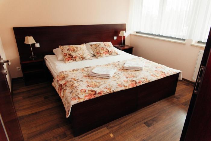 Apartamenty i pokoje Leśne